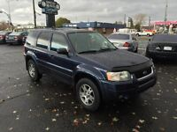 Ford Escape Limited 4WD-CUIR-TOIT 2004
