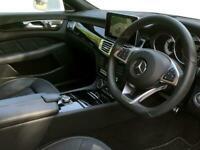 2018 Mercedes-Benz CLS-CLASS CLS 350 d AMG Line Coupe Auto Coupe Diesel Automati