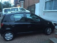Toyota Yaris 1.0 VVT-i Colour Collection 5dr Quick sale! Good condition! Very cheap!