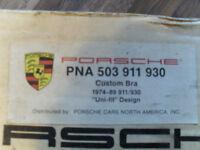 Porsche nose bra (NEW) for 74-89  model 911/930