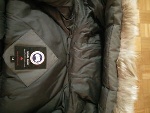 Men's Canada Goose Chiliwack (Charcoal-Large) London Ontario image 2