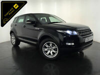 2012 62 RANGE ROVER EVOQUE PURE SD4 1 OWNER SERVICE HISTORY FINANCE PX
