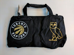 RAPTORS X OVO BAG