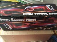 Smart balance board