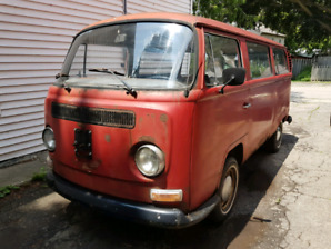 Sold pending pick up 1969 VW transporter bus
