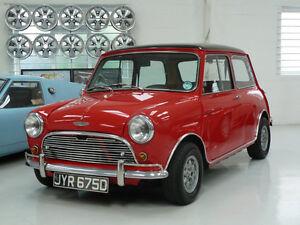 Wanted! Classic Mini