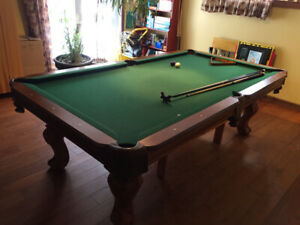 Table de billard SportCraft