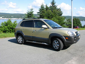 2005 Hyundai Tuscon V6 -Very good condition
