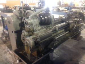 Hendey 16 X 64 Lathe  Well equipped