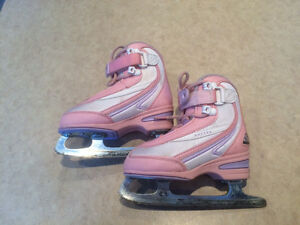 Patins SOFTEC pointure 10