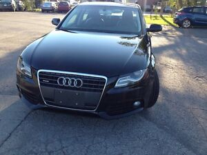 2010 Audi A4 2.0t awd One owner Clean Title Low Km!!