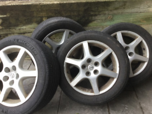 Set of tires( four)