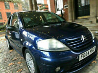 Citreon C3 Exclusive 1.6 16v manual