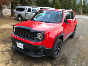 2018 Jeep Renegade North Altitude 4x4