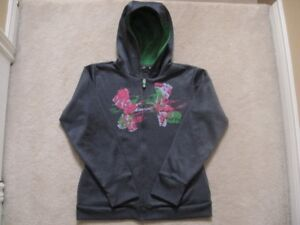 Girl's Under Armour Hooded Sweater