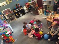 NW Daycare - FT Toddler spot