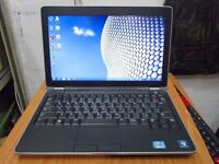 Dell E6220 Laptop - Intel core i5 - Webcam - Hdmi - Windows 7 - Office 2010