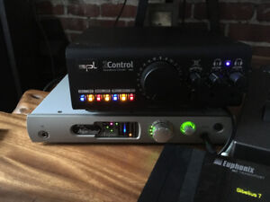 Interface audio USB Lyra 1 de Prismsound