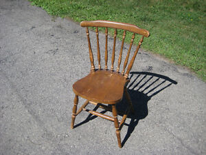 Parlour Chair - Very Sturdy! Cornwall Ontario image 1