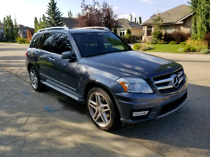 2012 GLK4matic Mercedez-Benz