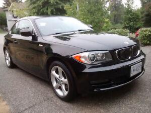 2010 BMW 128i, 90 000 km, automatic