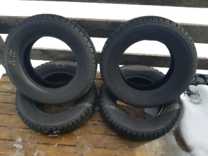 "*BRAND NEW"" Set of 4 Nordic Trac Winter Tires (P175 70 R13)"