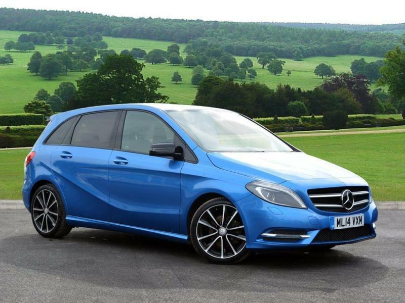 2014 mercedes benz b class 1 5 b180 cdi sport 5dr in newcastle under lyme staffordshire gumtree. Black Bedroom Furniture Sets. Home Design Ideas