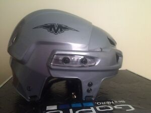 Mission Intake hockey helmet, size large
