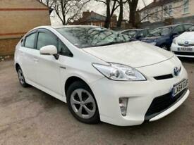 image for Toyota Prius 1.8 t3 hybrid 2014 (64) 1 owner sat NAV Bluetooth reverse camera