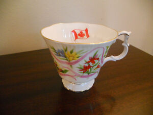 "Royal Albert Teacup ""Our Emblems Dear"" Kitchener / Waterloo Kitchener Area image 1"