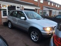 BMW X5 3.0 d sport auto 53 plate done 140k with full service history