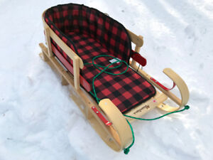 Streamridge Handcrafted Children's Sleigh / Sled