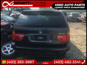 2006 BMW X5 FOR PARTS PARTING OUT CARS CAR PARTS