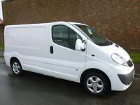 2012 Vauxhall VIVARO 2700 CDTi Sportive Van Manual Medium Van