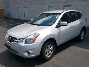 CERTIFIED 2012 NISSAN ROGUE S, CLEAN TITLE CARFAX, AMAZING PRICE