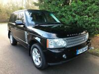 2006 LAND ROVER RANGE ROVER 3.0 TD6 VOGUE AUTOMATIC TURBO DIESEL 4X4