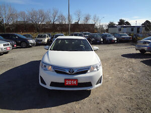 2014 Toyota Camry LE Sedan (Accident Free! Car Proof Certified)