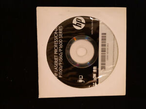 HP printer driver software P1100, P1560, P1600, OEM disc, new