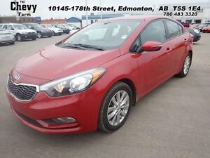 2014 Kia Forte LX+   Sunroof - Heated Seats