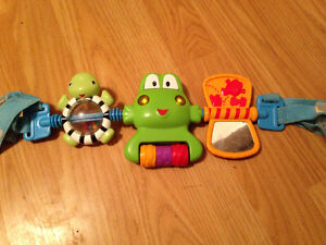 Two toys for age 4 month-2yrs