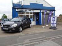 2007 Kia Carens 2.0CRDi DIESEL SR,7 SEATS,ONE FAMILY FROM NEW,NEW SHAPE