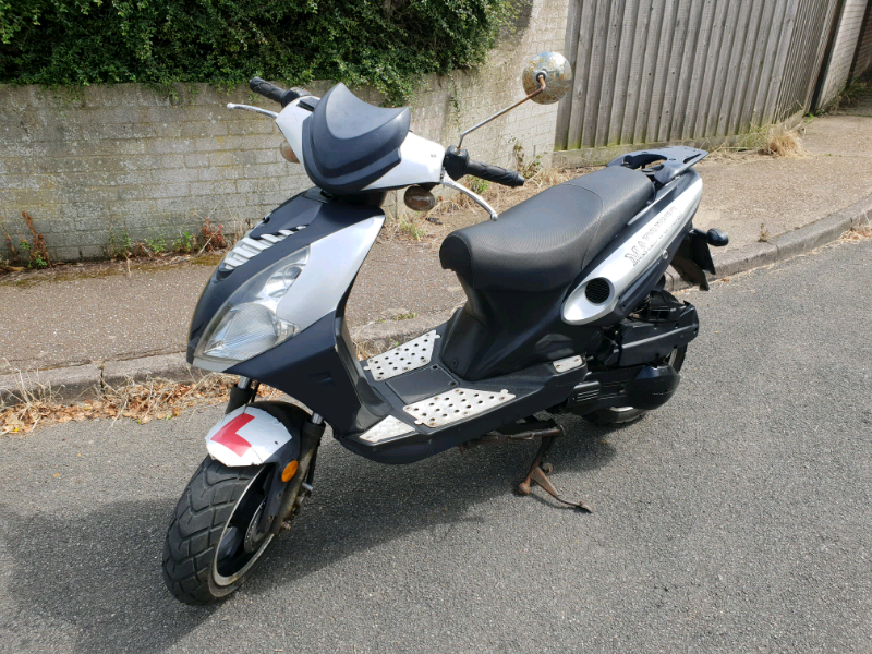 2014 jonway madness 125 moped     | in Norwich, Norfolk | Gumtree