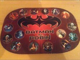 Batman & Robin : The Pog Collection