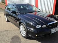 Jaguar X-TYPE 2.0D 2005 S GREAT FAMILY CAR GREAT MPG
