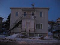 Beau grand 5 1/2 à Chicoutimi-Nord dans immeuble 4 logements