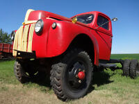 1947 ford 4x4 marmon herrington 1-1/2 ton all wheel drive