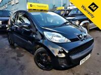 2009 PEUGEOT 107 1.0 VERVE 68 BHP+P/X WELCOME+£20 TAX+CHEAP INS+AIR-CON+62.8 MPG