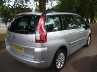 Citroen Grand C4 Picasso 1.6HDi 16v EGS VTR+ 7 SEATER AUTOMATIC CRUISE AUX