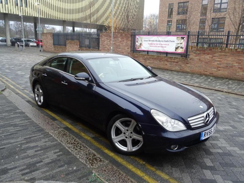 mercedes cls class cls320 cdi 7g tronic in ilford london gumtree. Black Bedroom Furniture Sets. Home Design Ideas