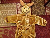 Costume d'Halloween Kangaroo